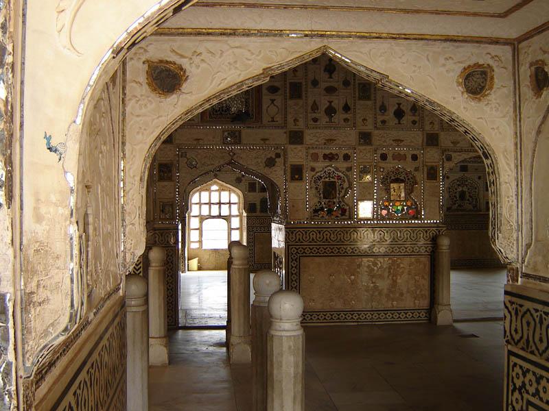 Amber, interni del Palazzo.