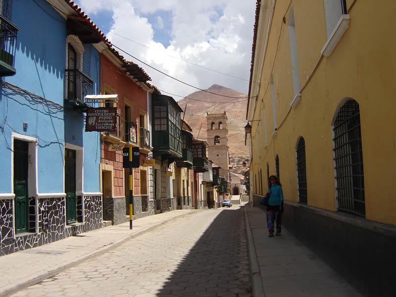 Bolivia, Potosì
