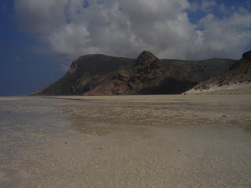 Socotra, costa di Detwah