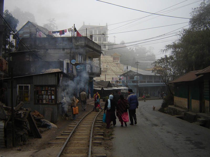 Darjeeling, Ghoom.