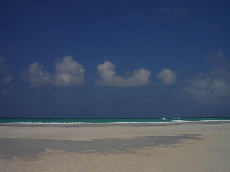 Socotra, la spiaggia di Detwah