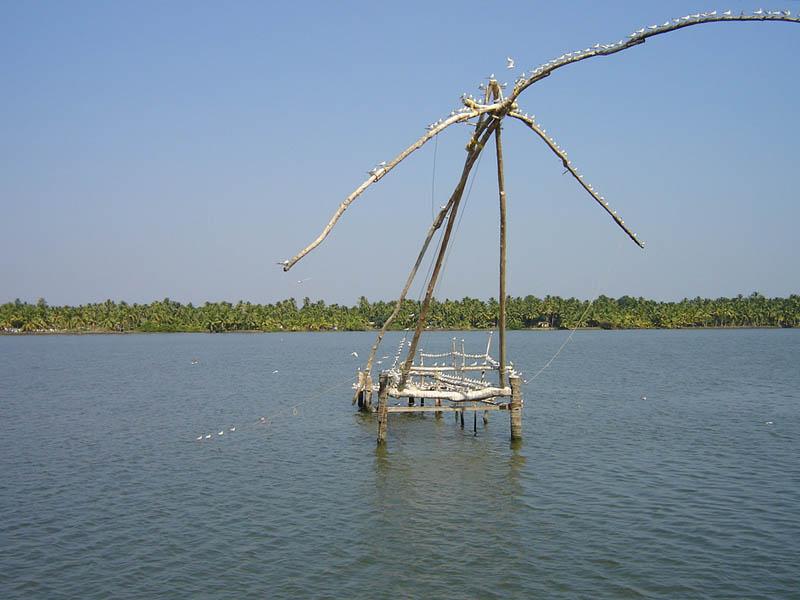 India, Kerala - Padellone.