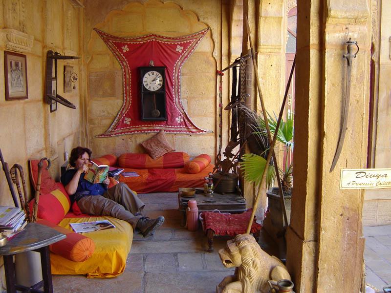 Jaisalmer, soggiorno pittoresco.