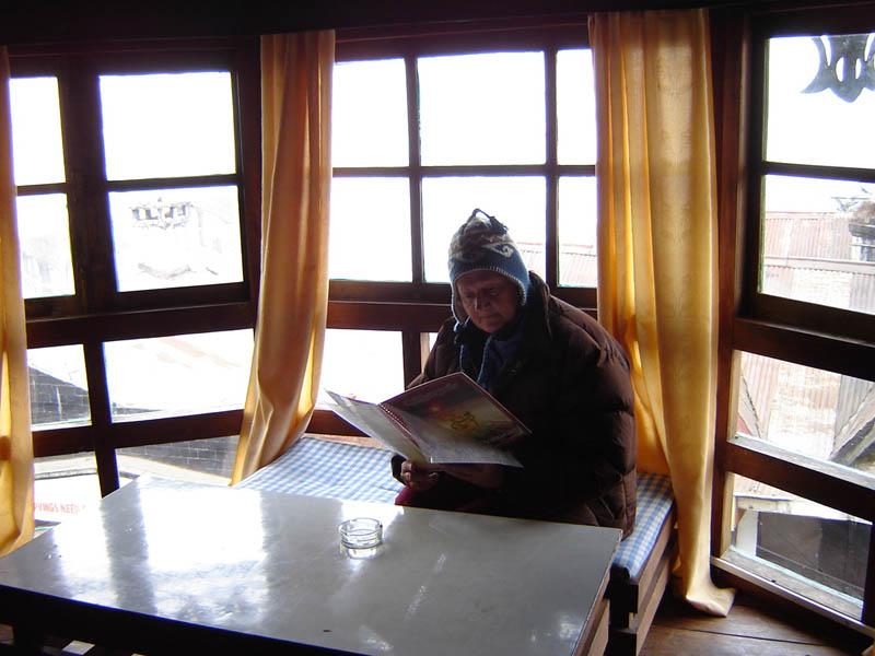Nepal, Menù mattutino.