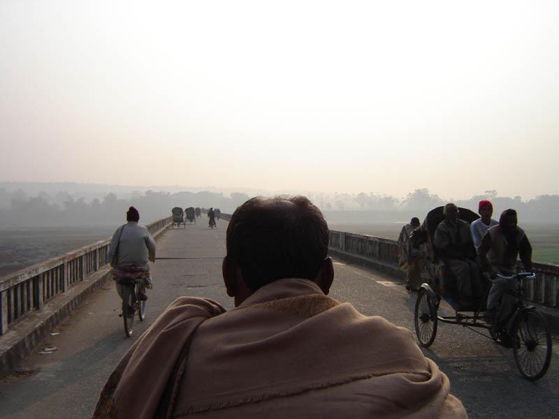 Nepal, verso il West Bengala - India.