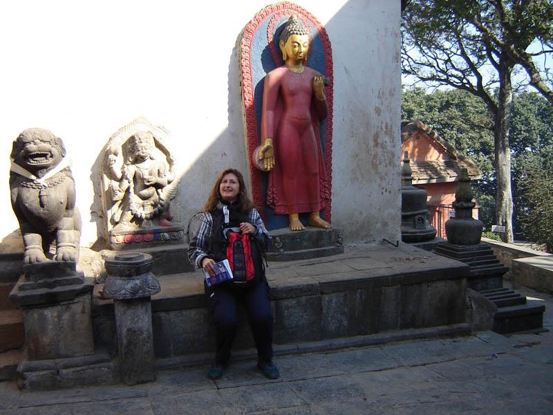 Nepal, Kathmandu, una nuova figurazione?