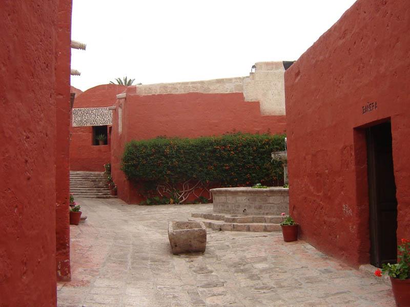 Arequipa, Monasterio Santa Catalina