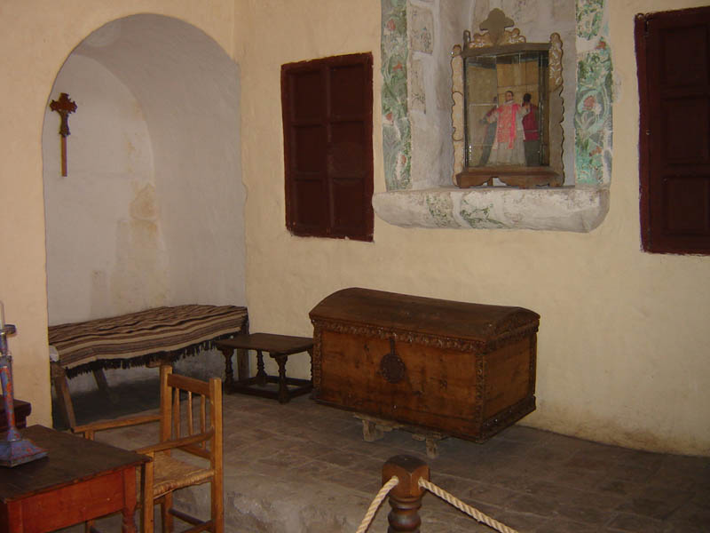 Arequipa, Cella del Monasterio Santa Catalina
