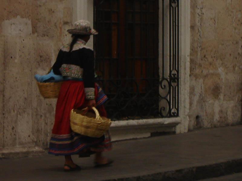 Arequipa, eleganza