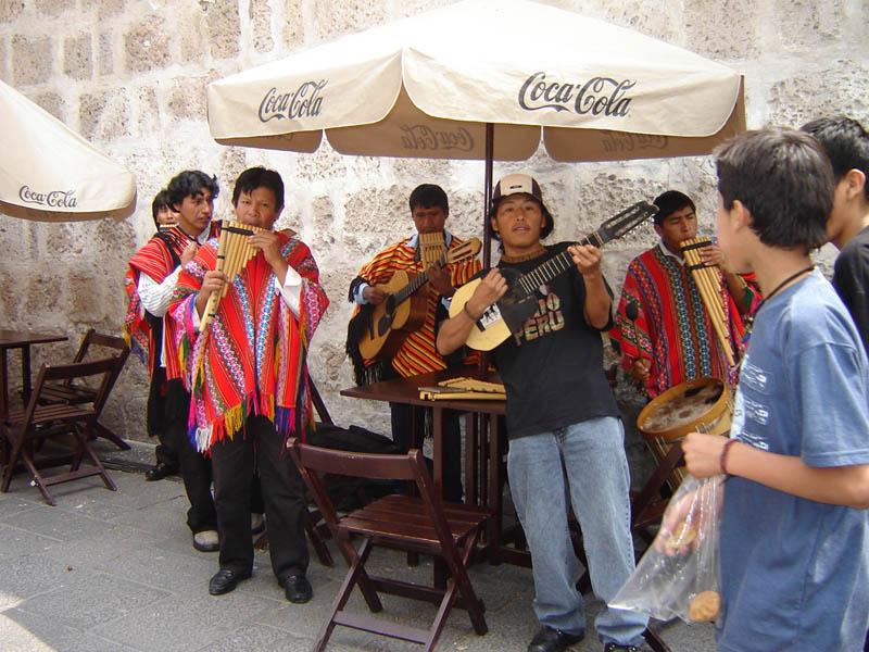 Coca-Cola Folk music