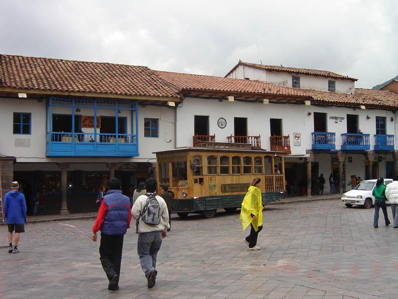 Cuzco, trambus