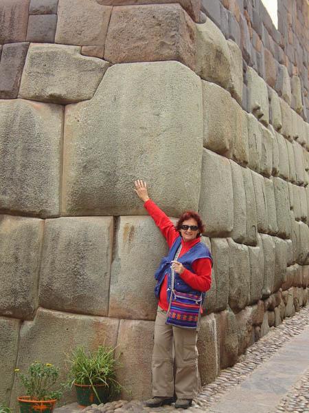 Cuzco, Mura Inkas