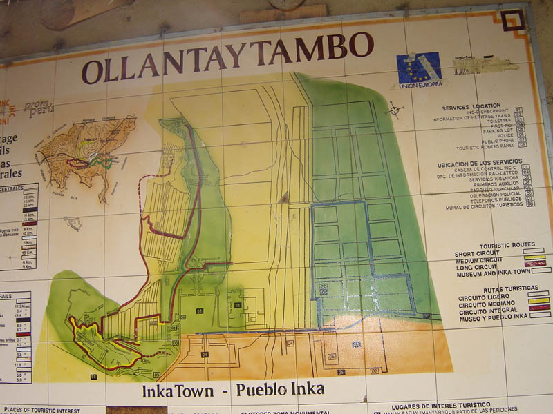 Perù, Ollantaytambo
