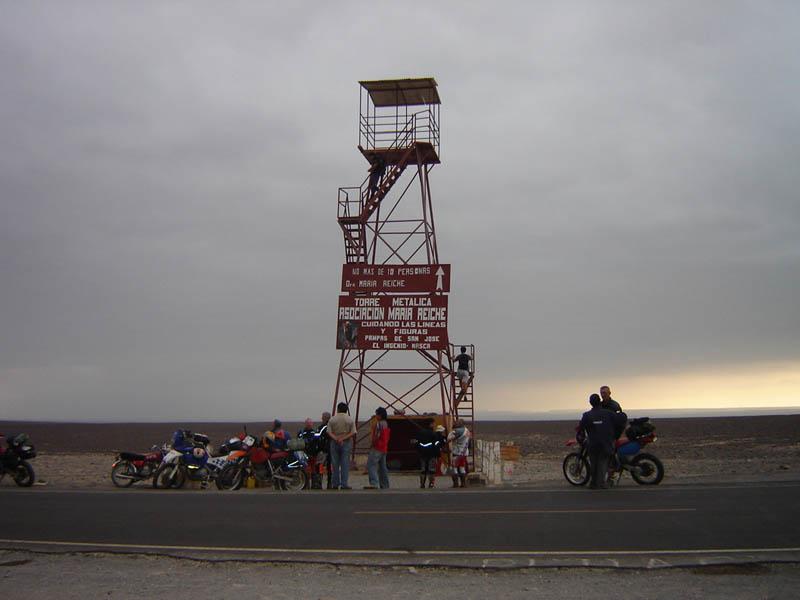 Mirador, la torre di osservazione delle Linee di Nazca