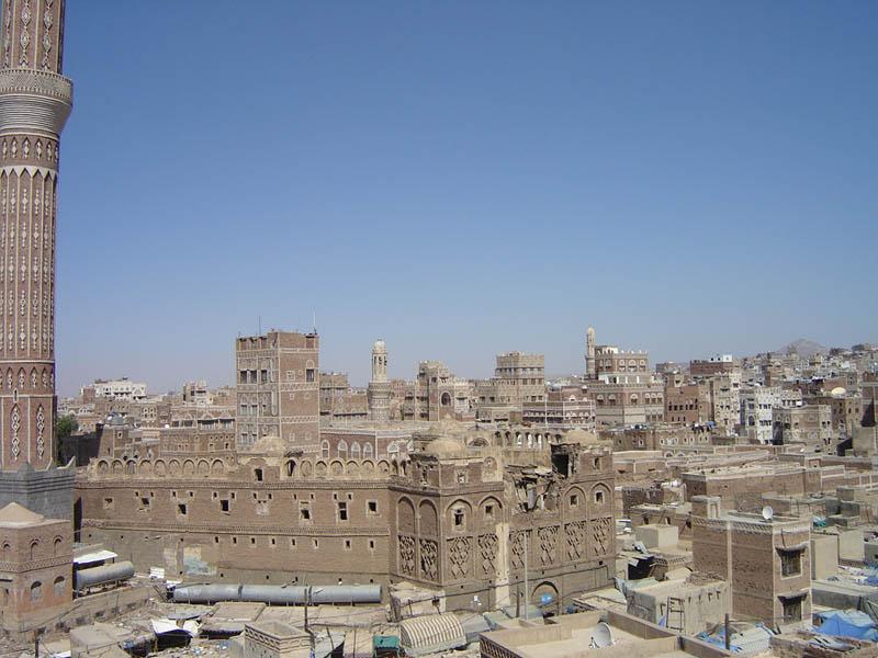 Sanaa, città vecchia