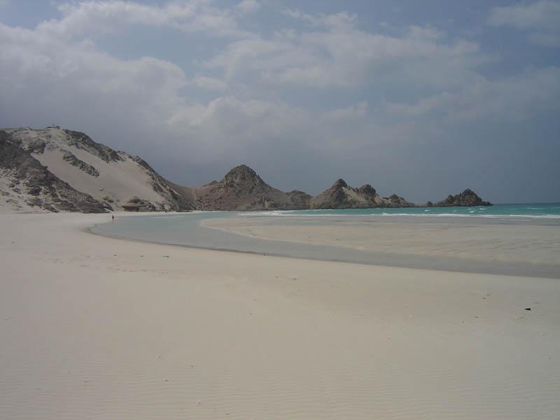 Socotra, la famosa Detwah Lagoon