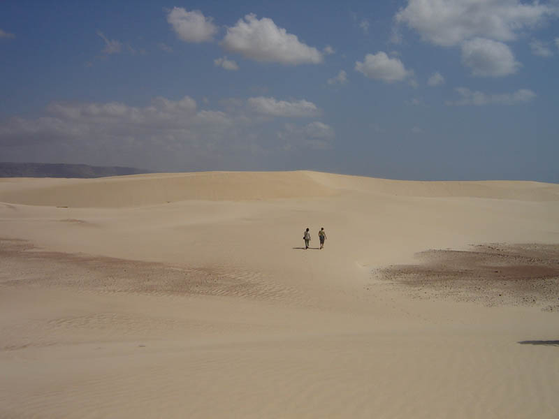 Socotra, Dune di Hife