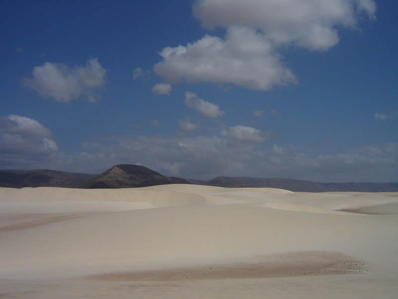 Socotra, le dune di Hife