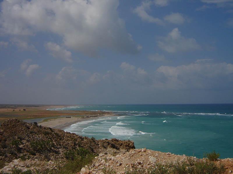 Socotra, il litorale di Kadab