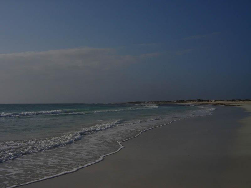 Socotra, la spiaggia di Aomak