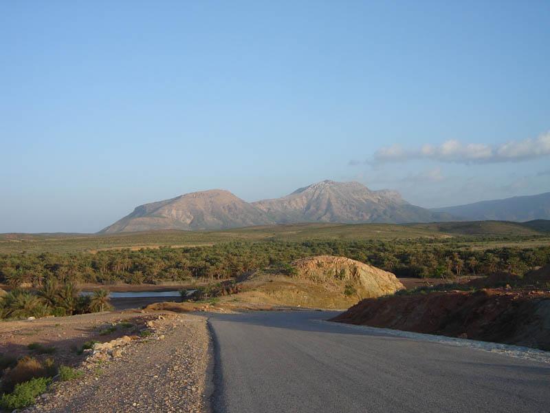 Socotra, in viaggio verso le montagne