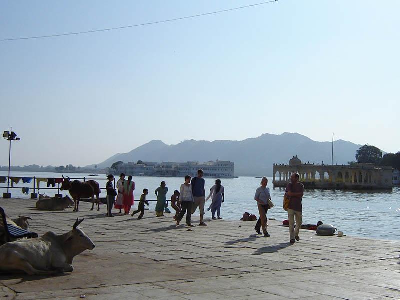 Udaipur, Lake Pichola.