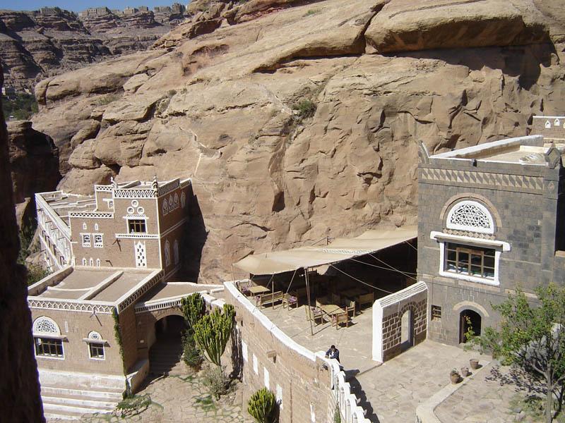 Yemen, Dar El Hajjar
