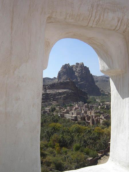 Yemen, Wadi Dhar