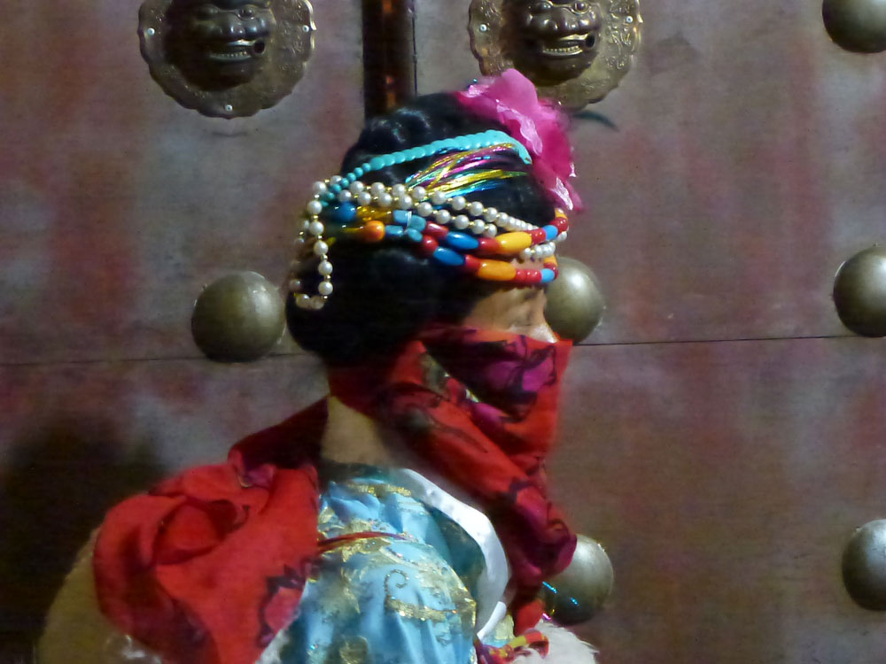 Yunnan, donna di Luoshui
