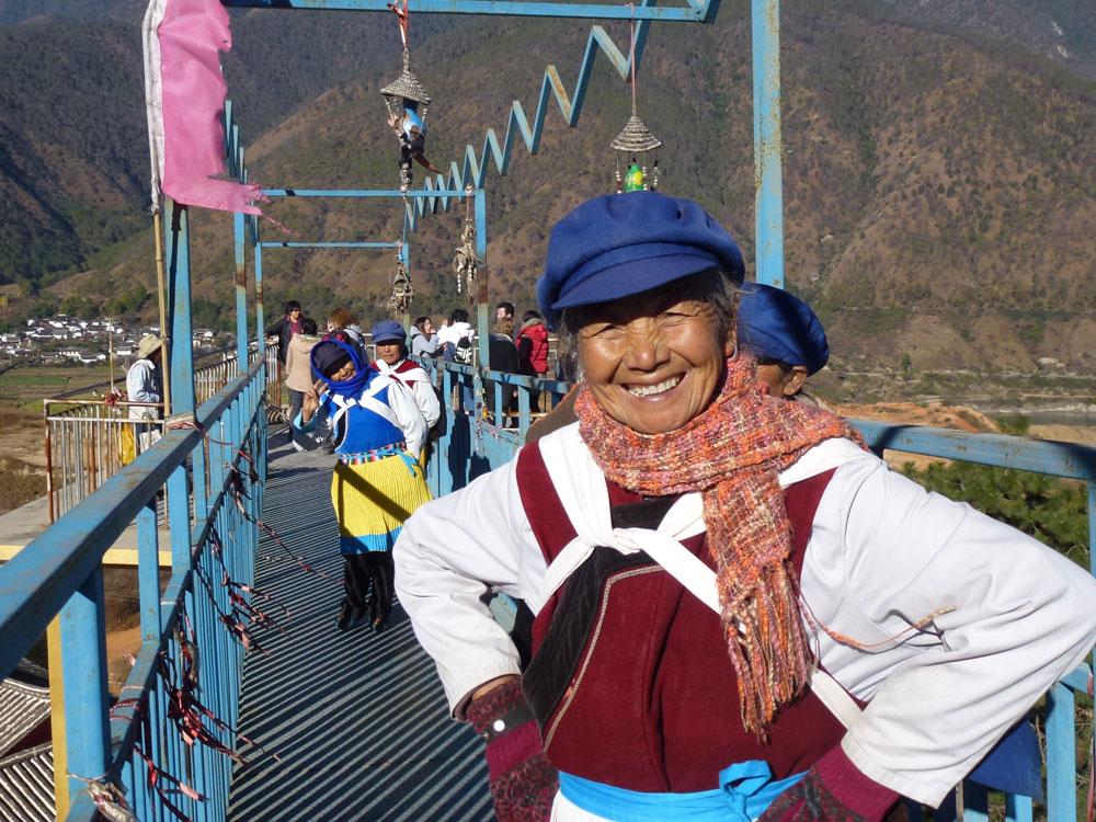 Yunnan, ansa Yangtze