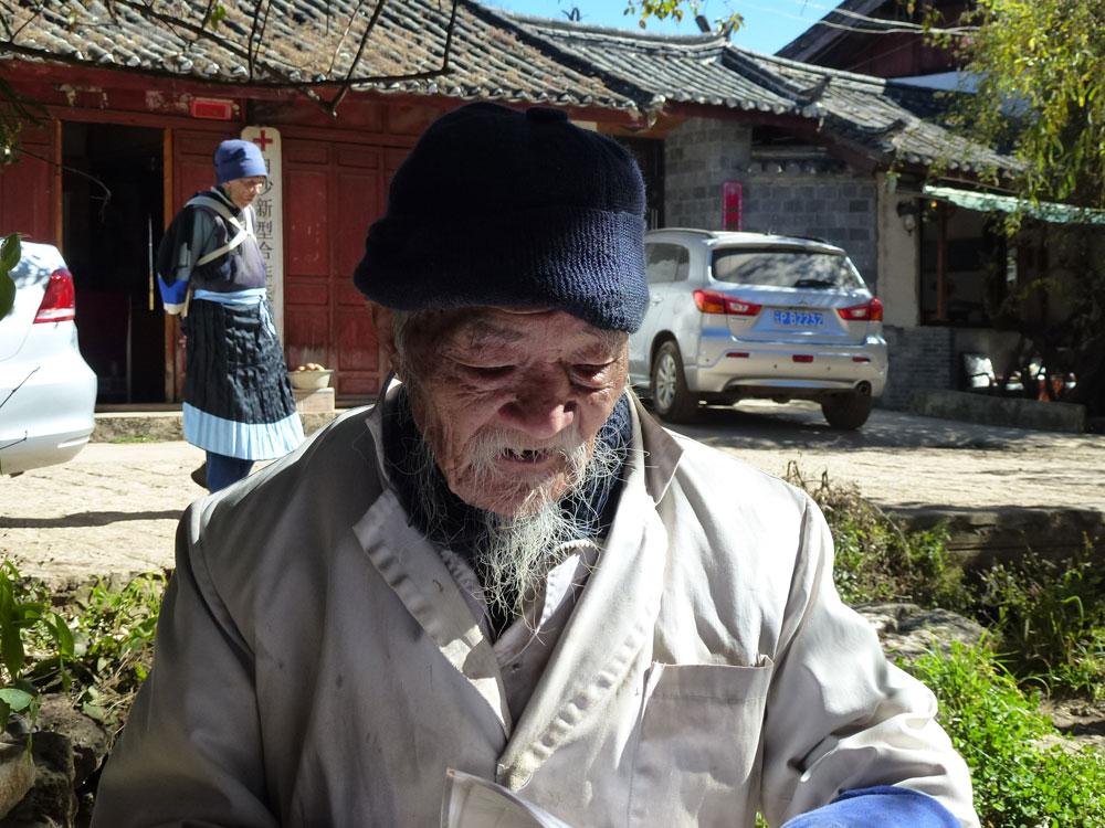 Yunnan, il dott. Ho