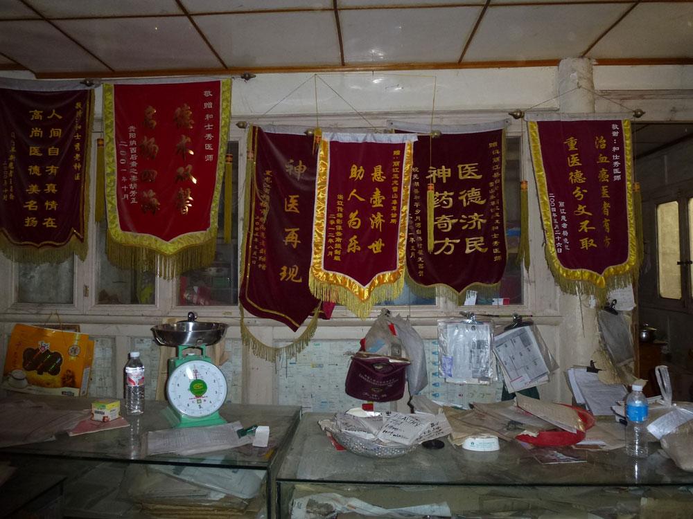 Yunnan, farmacia