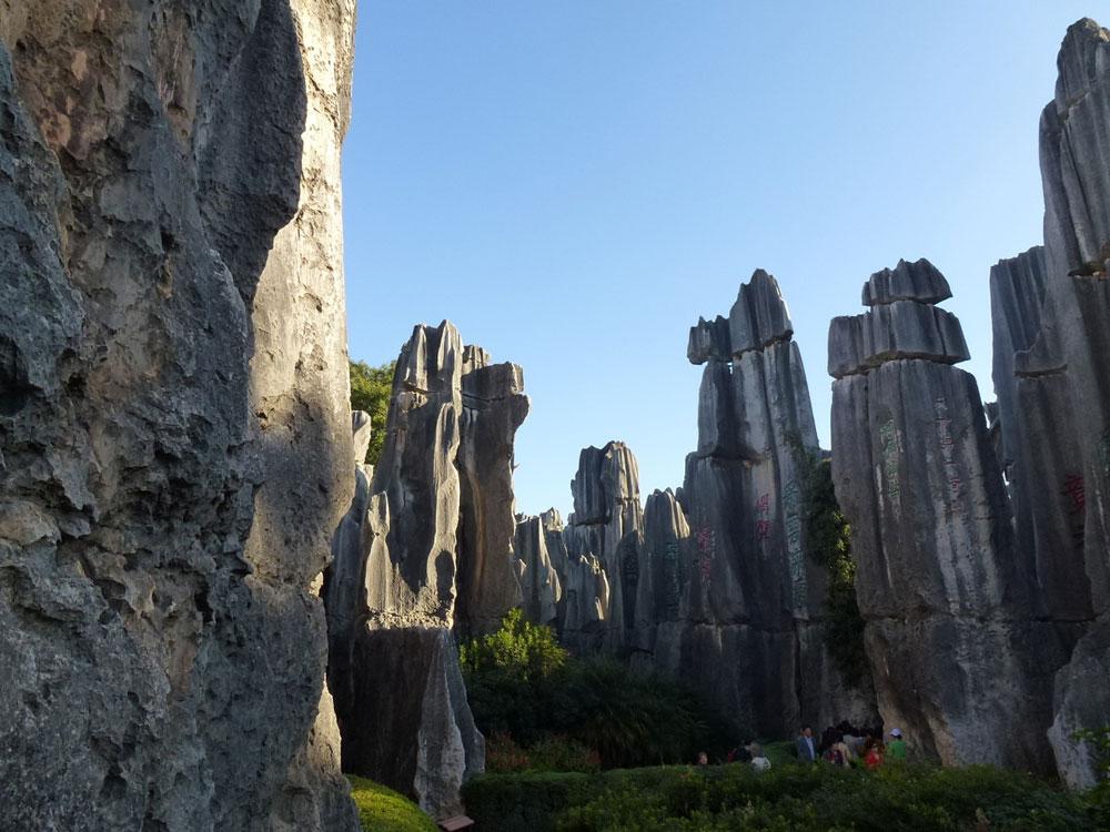 Yunnan, Foresta di Pietra