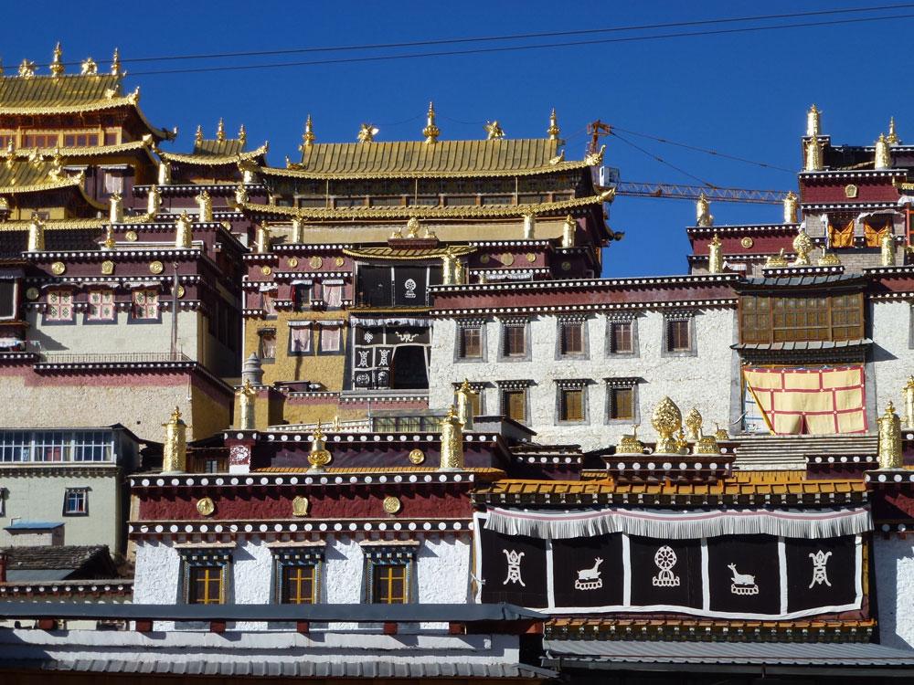 Yunnan, Ganden-Sumtseling-Gompa