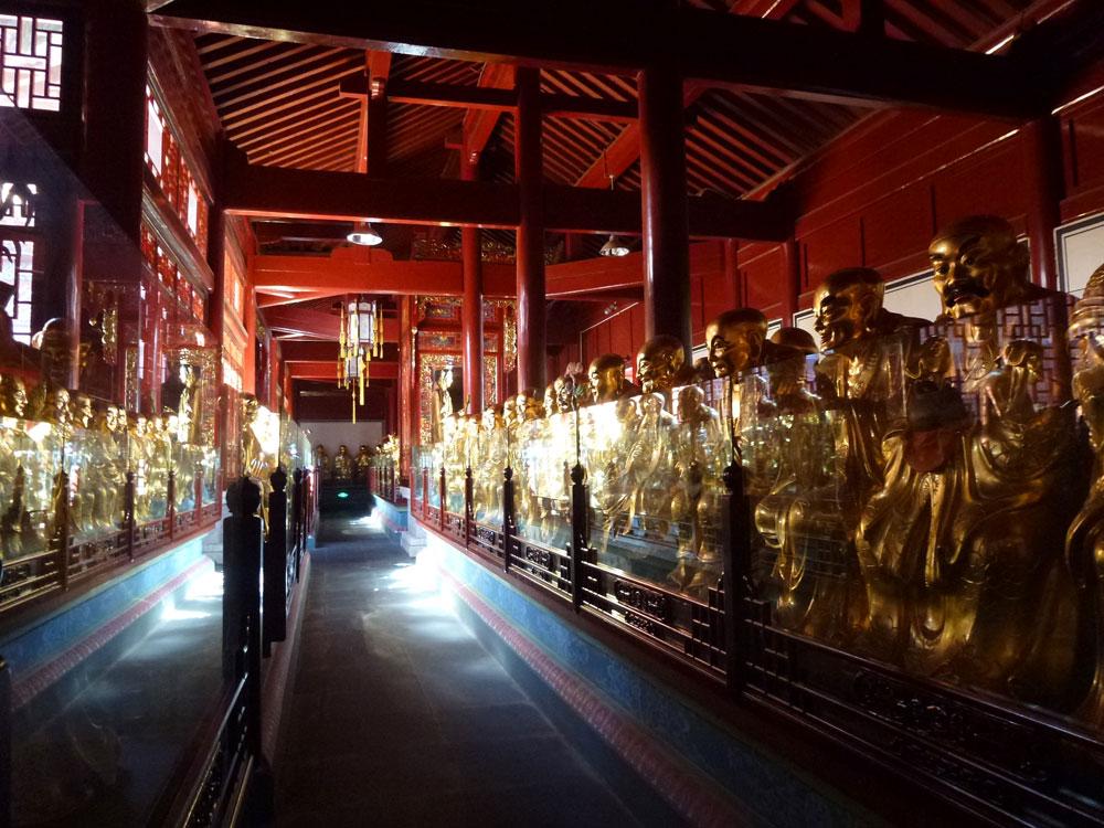 Yunnan, Huating Buddha dorati