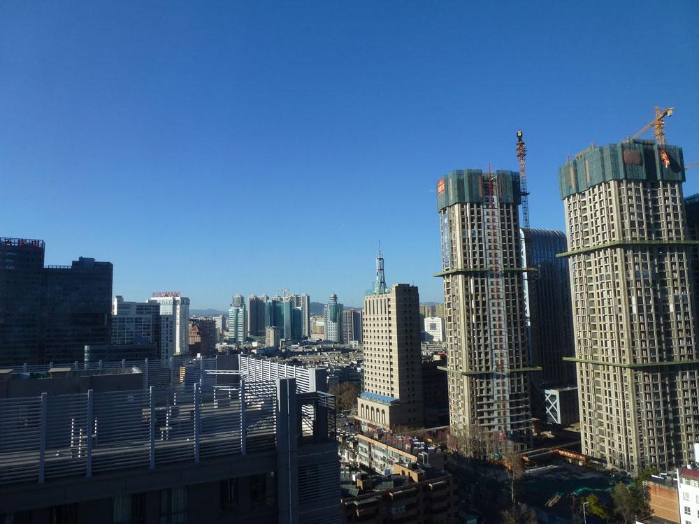 Yunnan, Kunming la città moderna