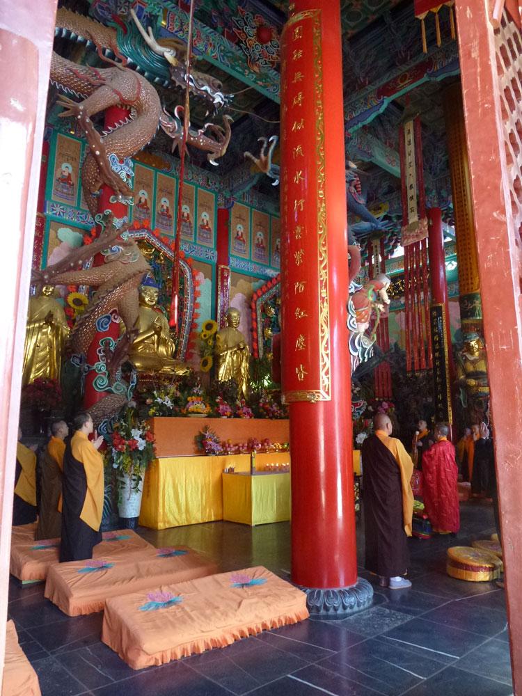 Yunnan, Kunming Tempio Yuantong