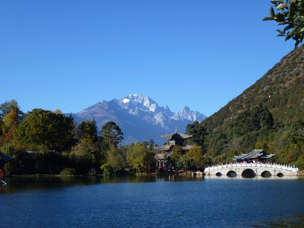 Yunnan, Drago Nero