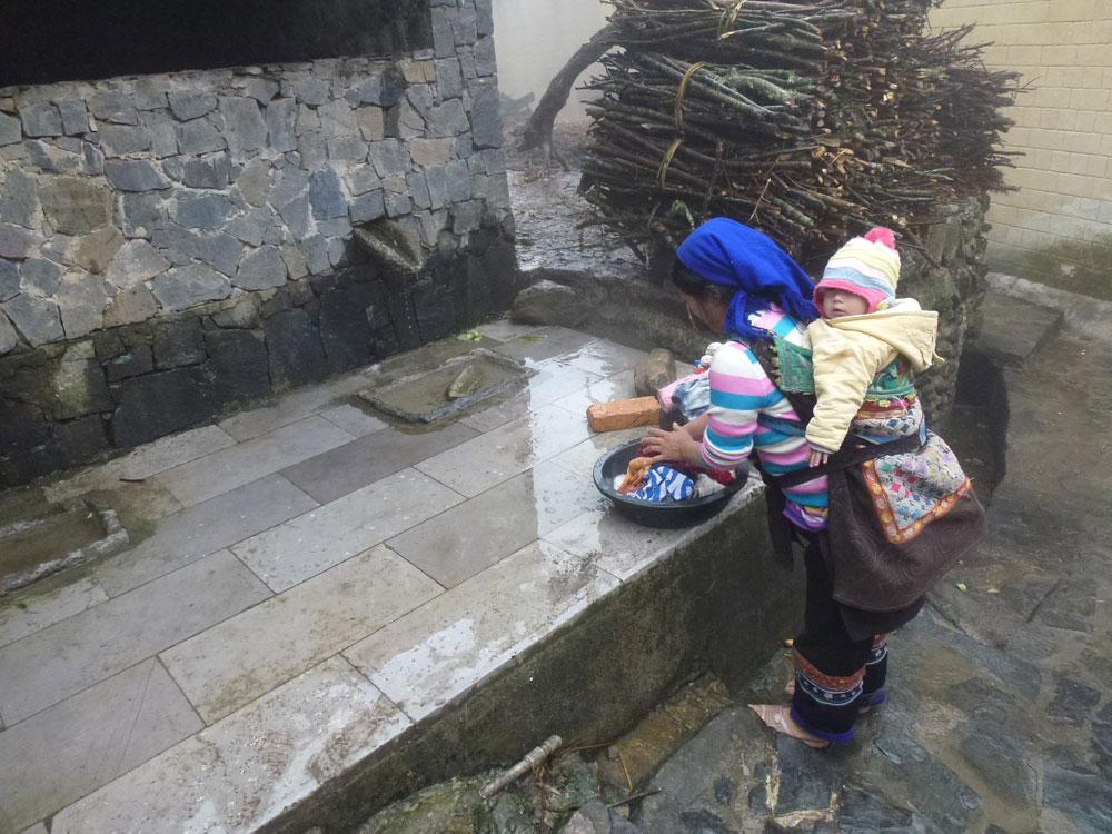 Yunnan, lavatoio