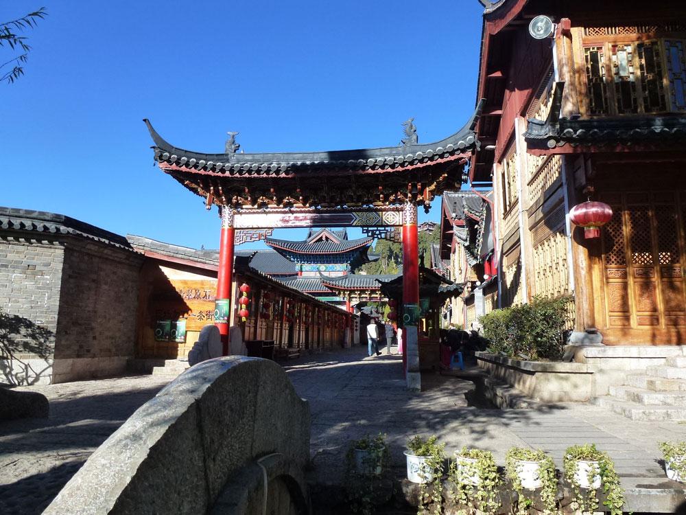 Yunnan, Lijiang