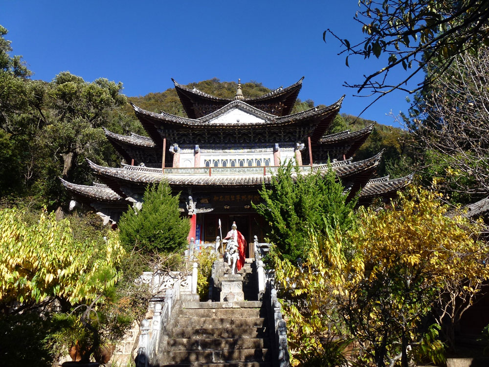 Yunnan, Parco Drago Nero