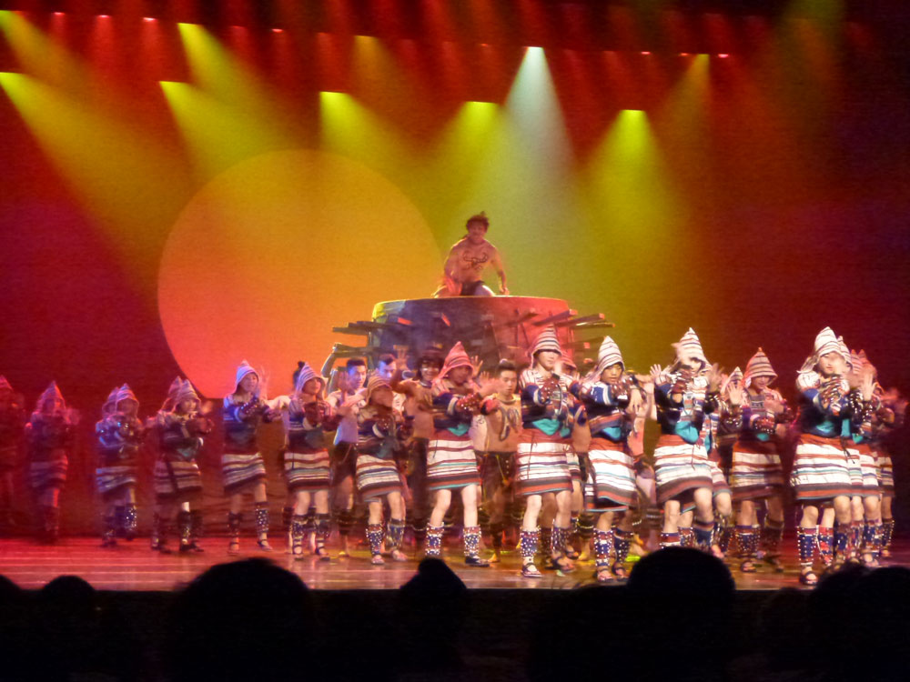 Yunnan, teatro a Kunming