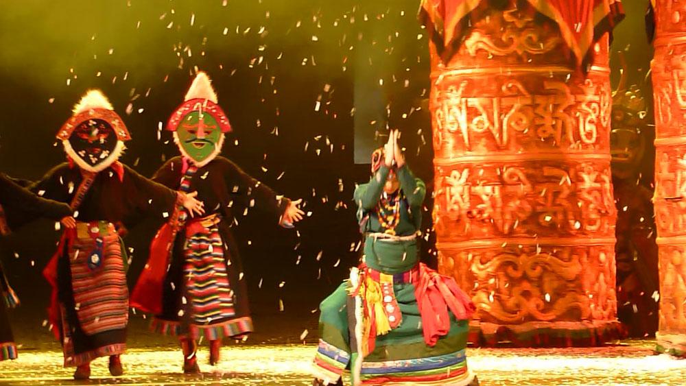 Yunnan, Kunming teatro