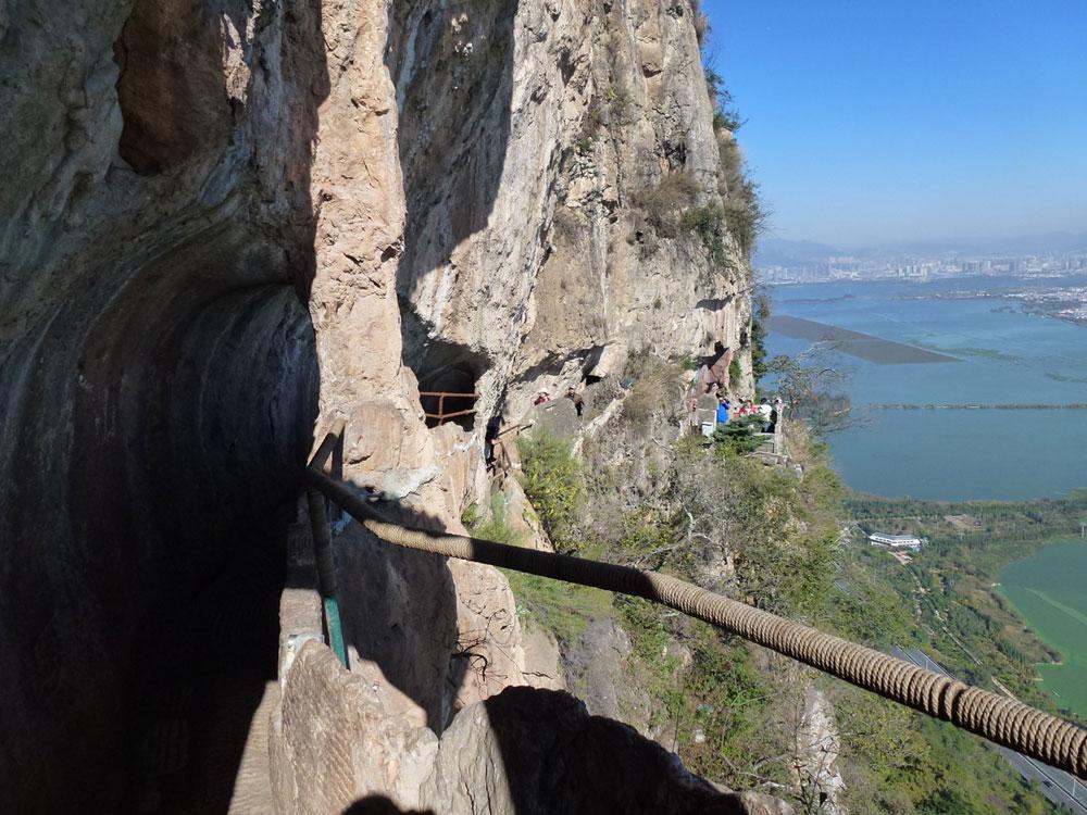 Yunnan, sentiero sulle Montagne
